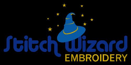 Stitch Wizard logo